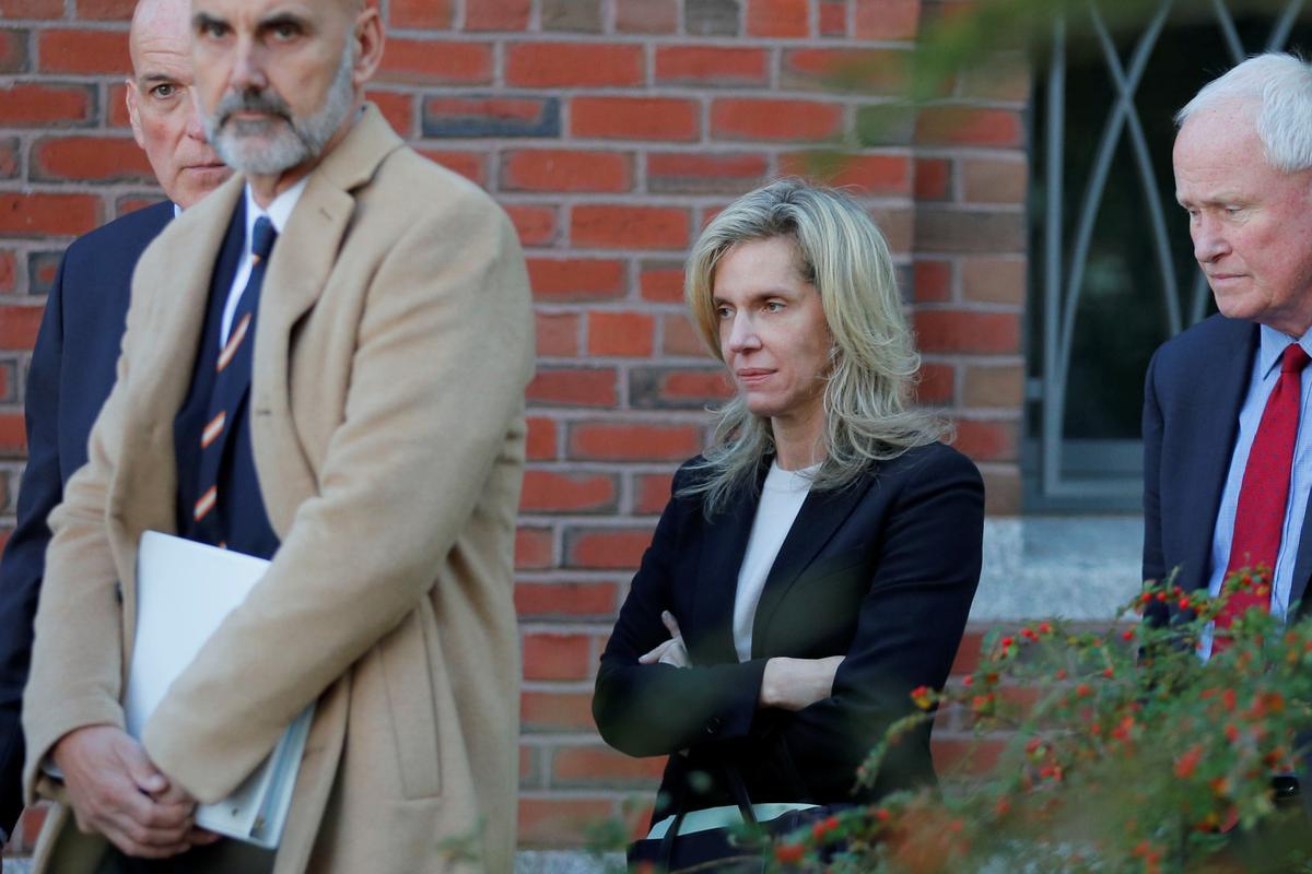 Parenting book author gets prison for U.S. college admissions scam