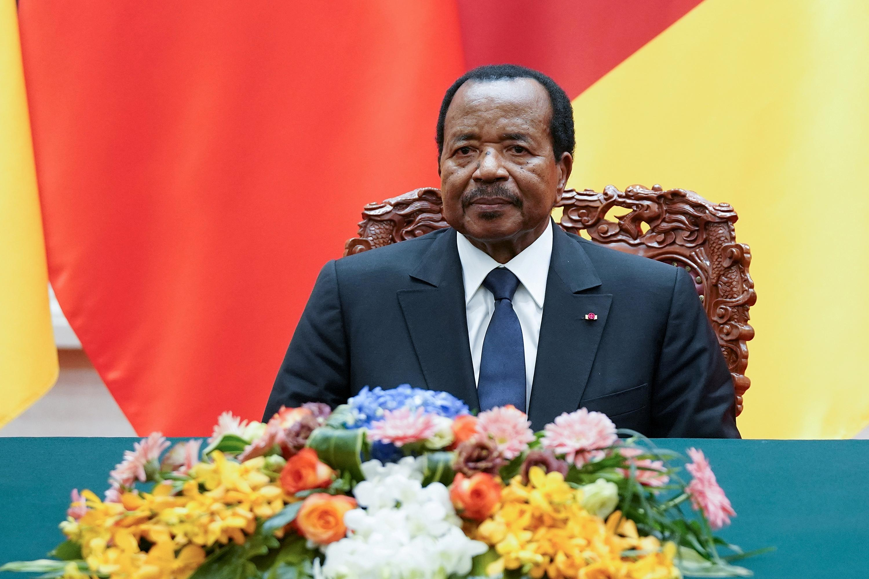 Cameroon calls for freeze on Douala port contract over Bollore...