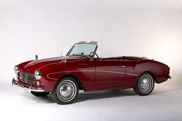 Classic cars from Datsun's glory days