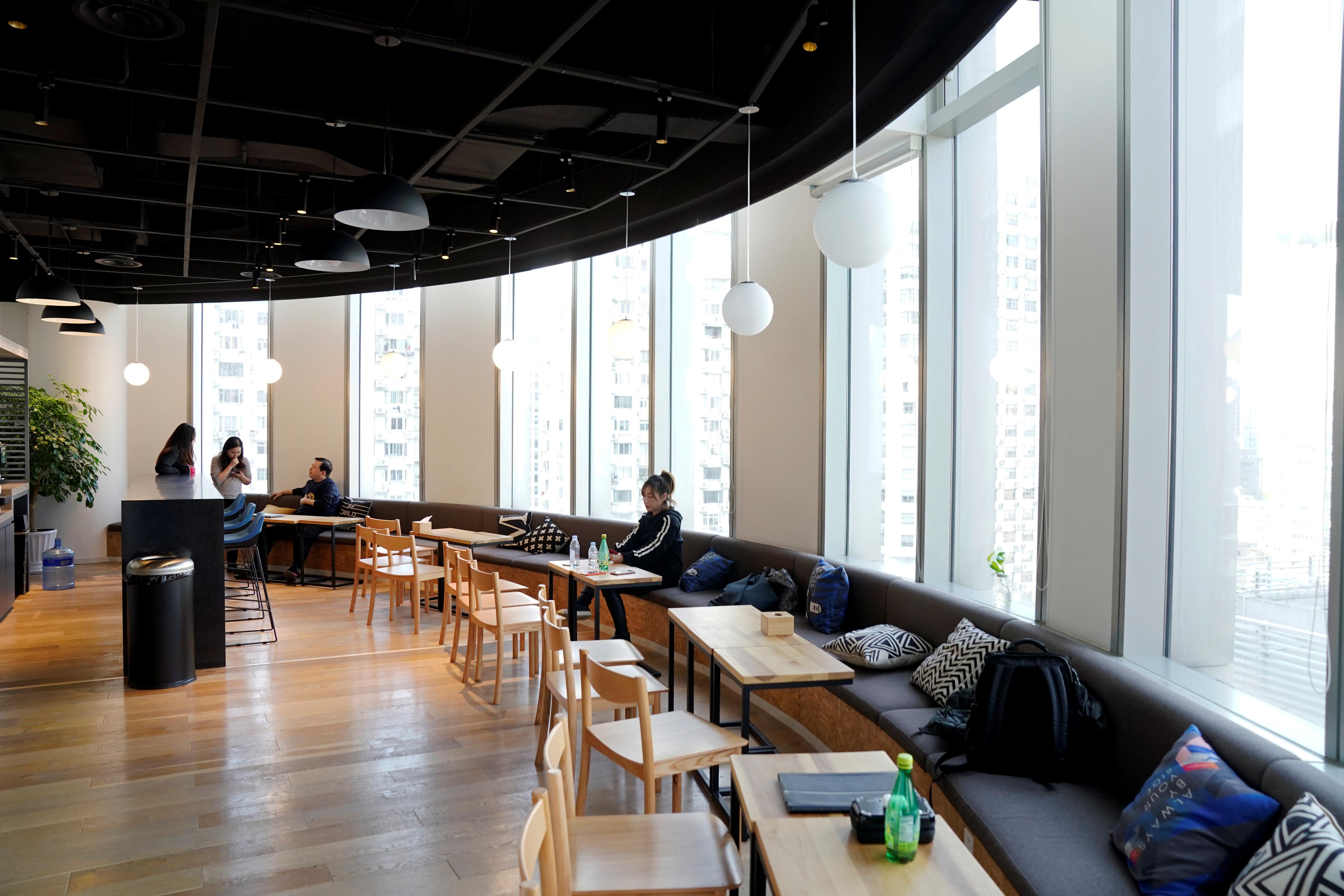 Exclusive: China's WeWork equivalent Ucommune files for U.S. IPO -...