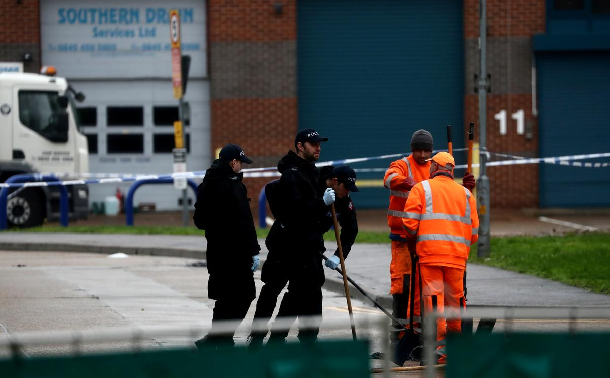 Post-mortems to begin on 39 victims found in truck near London