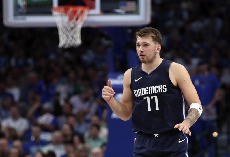 Mavericks Star Luka Doncic Apologizes for Accidentally Posting Racist Video About Albanians