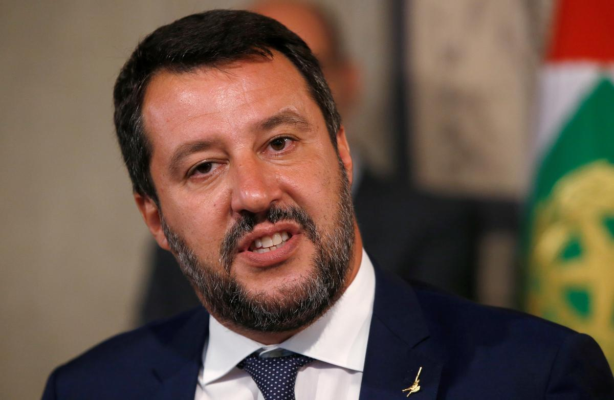 Italy's Salvini triumphs in Umbria as government alliance slumps