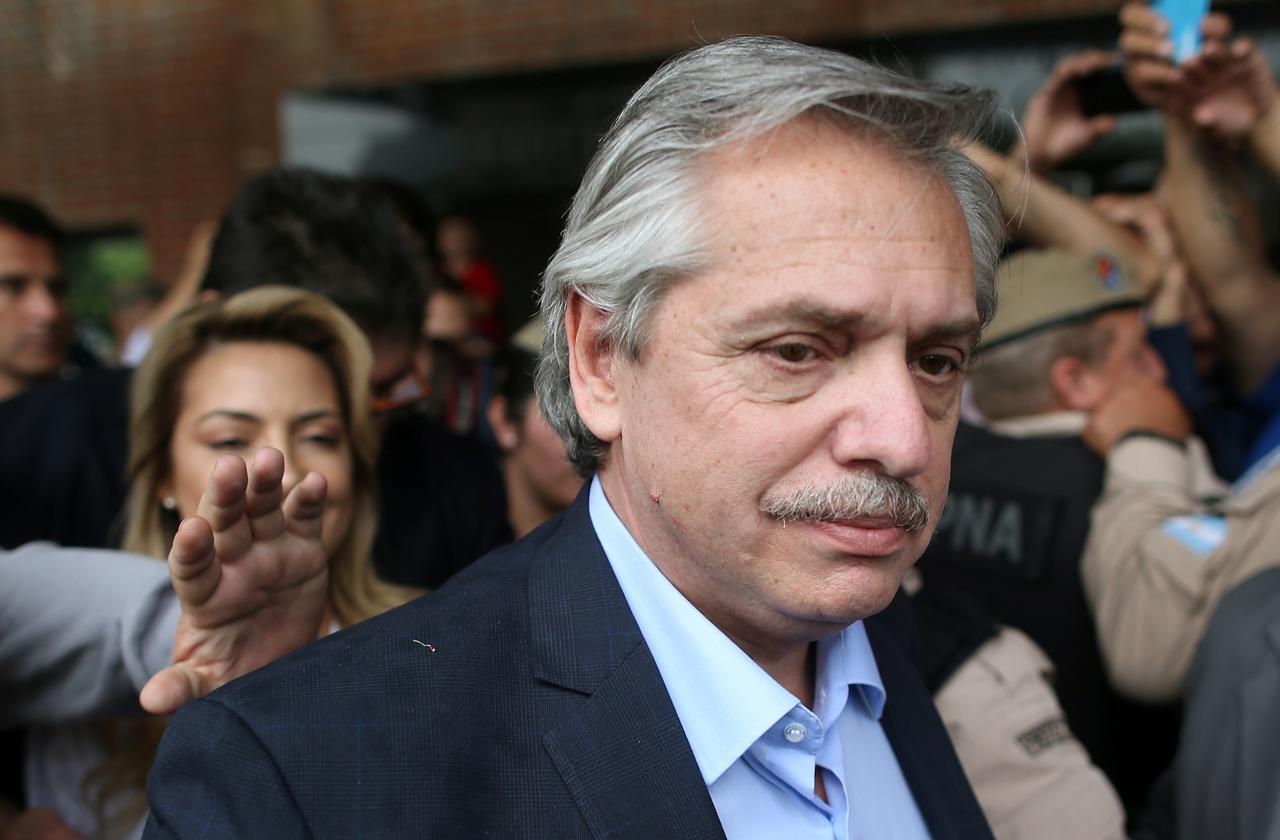 Image result for alberto fernandez