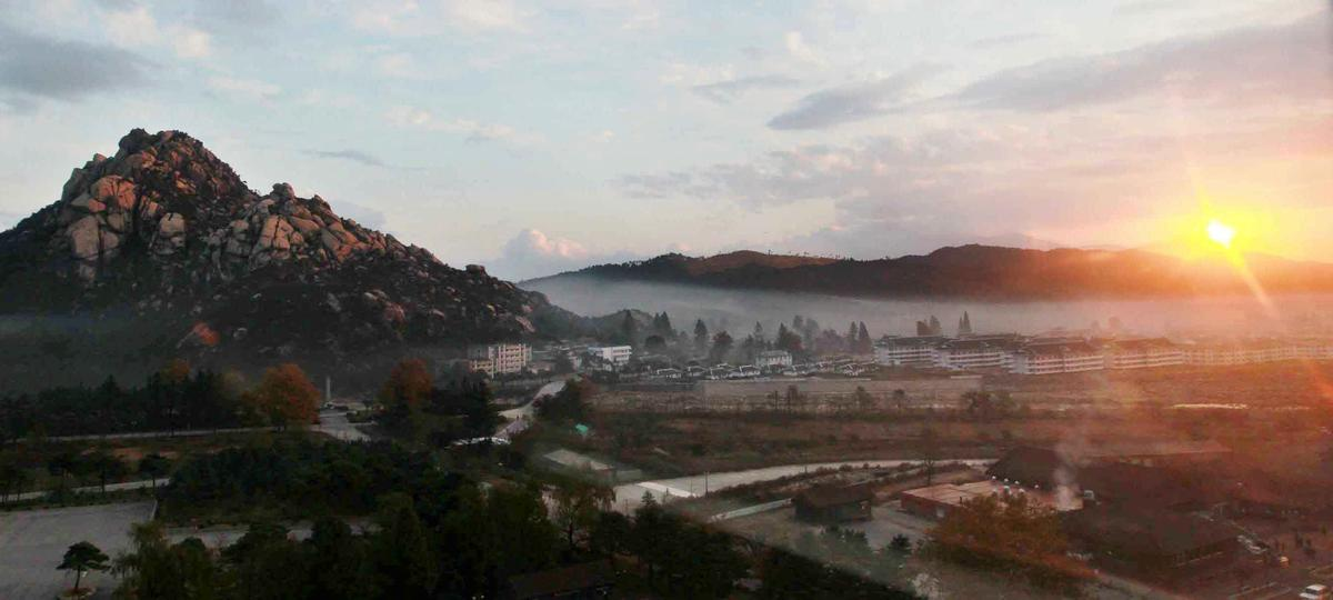South Korea proposes talks with North to discuss Mt Kumgang resort