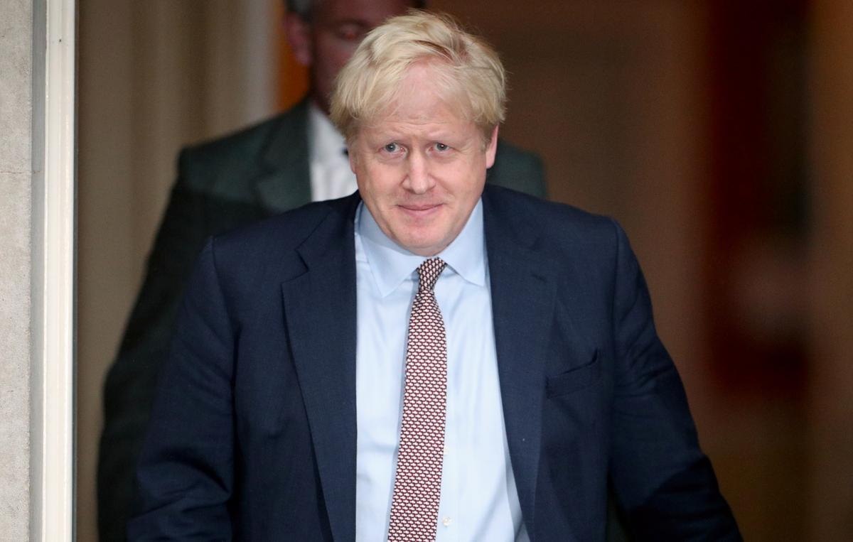UK PM Johnson will respond to EU extension offer after reviewing details: spokesman