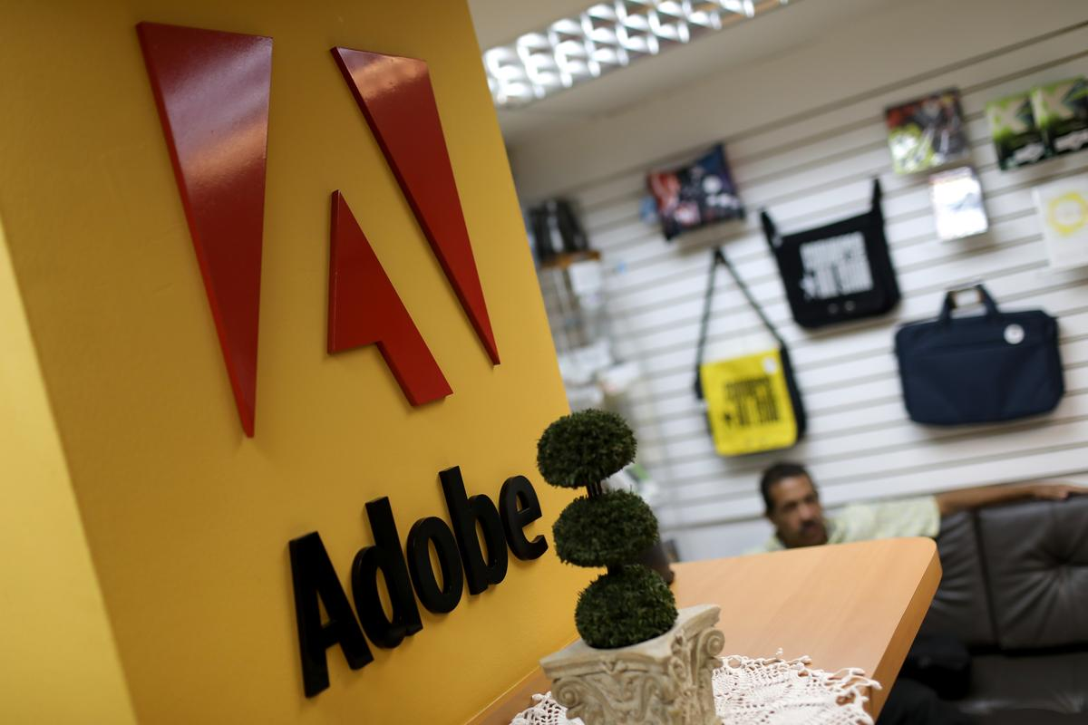 Adobe gets U.S. license to operate in Venezuela despite sanctions