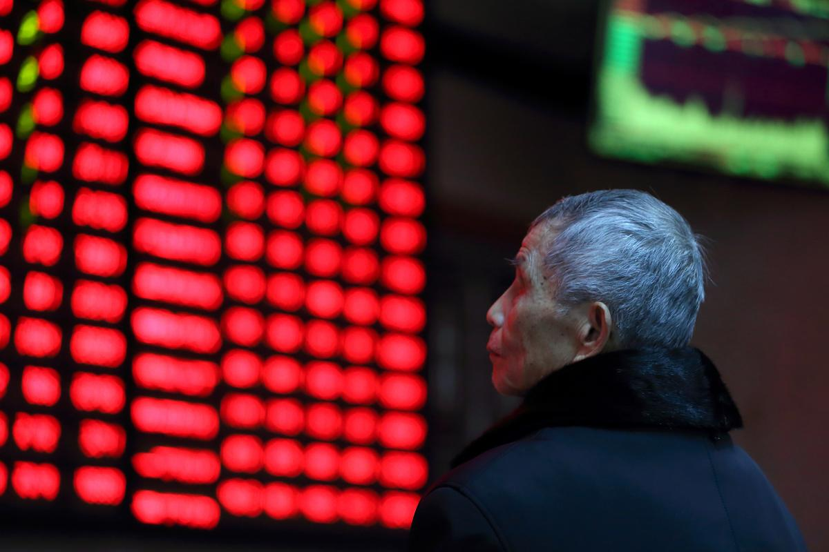 Asia shares reach three-month peak as risk embraced