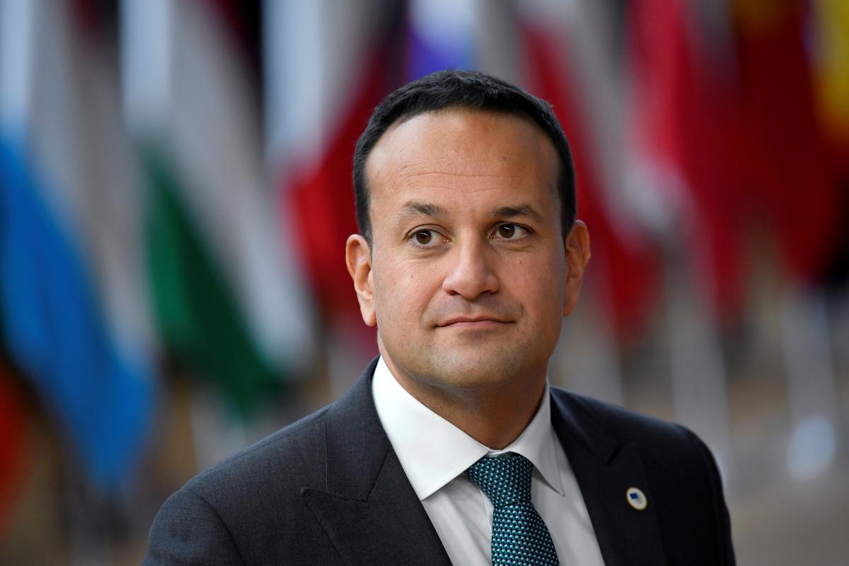 Irish PM says will not call election as no-deal Brexit risk remains