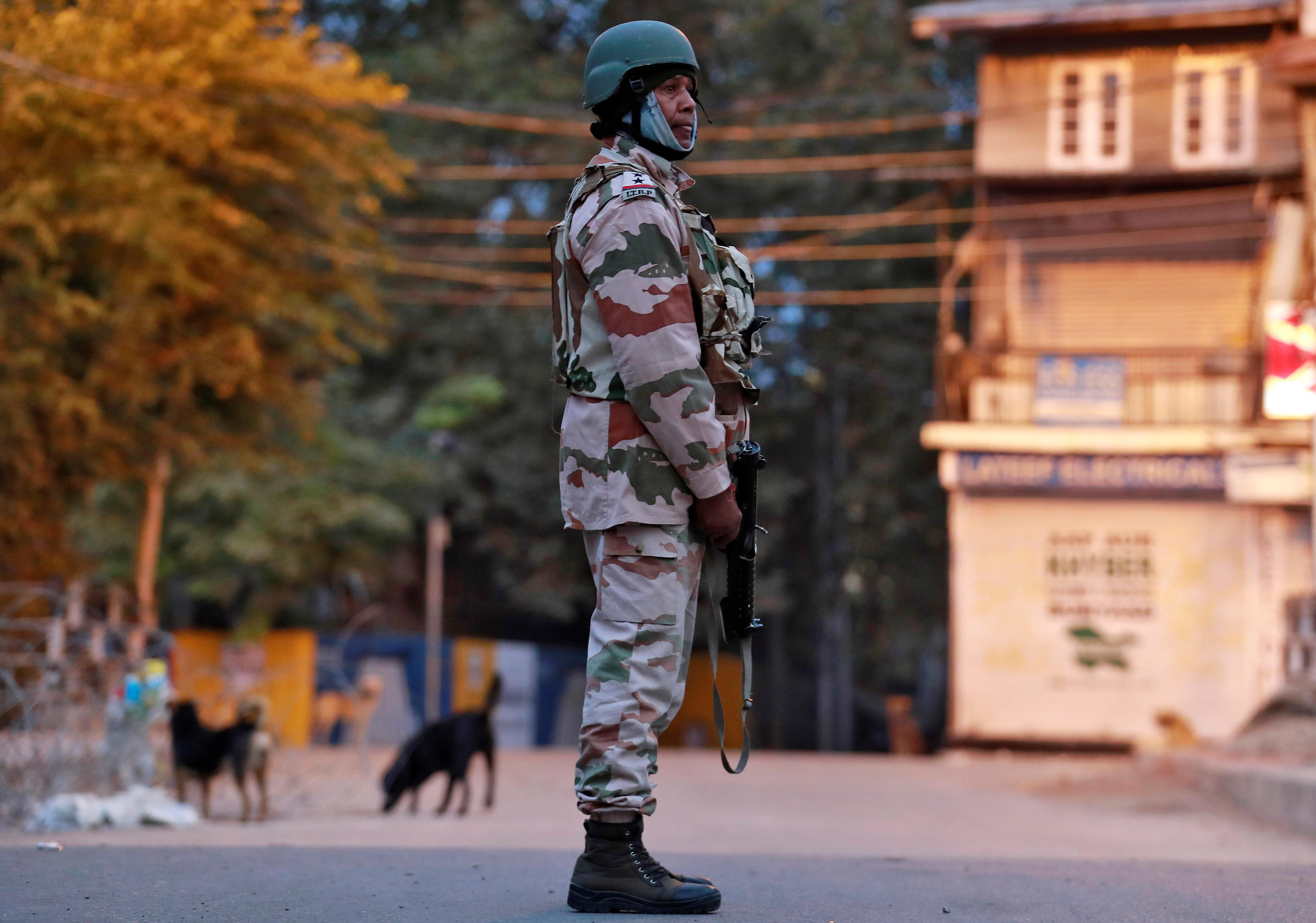 India, China clash over Kashmir as it loses special status and is...