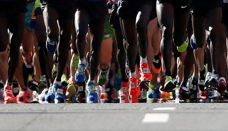 IOC, Tokyo 2020 set for showdown talks over marathon