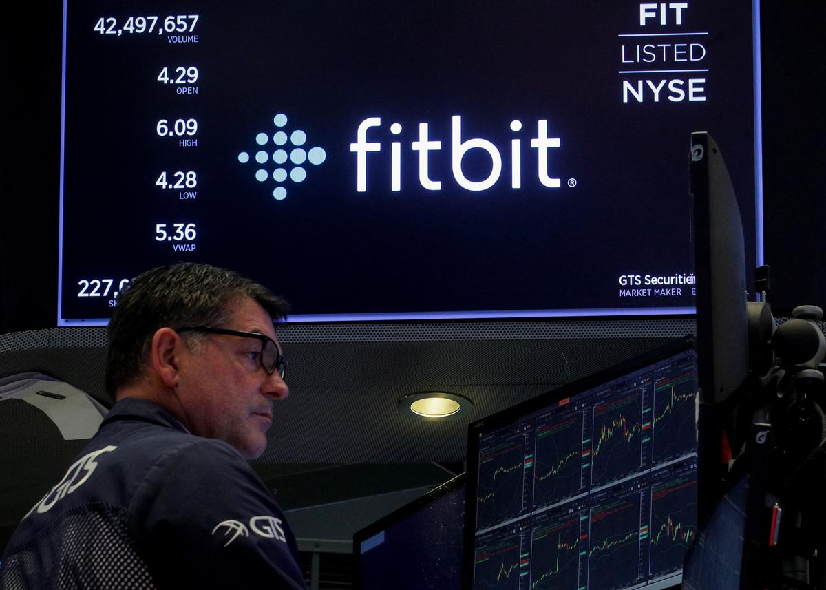 Alphabet's Google to buy Fitbit for $2.1 billion