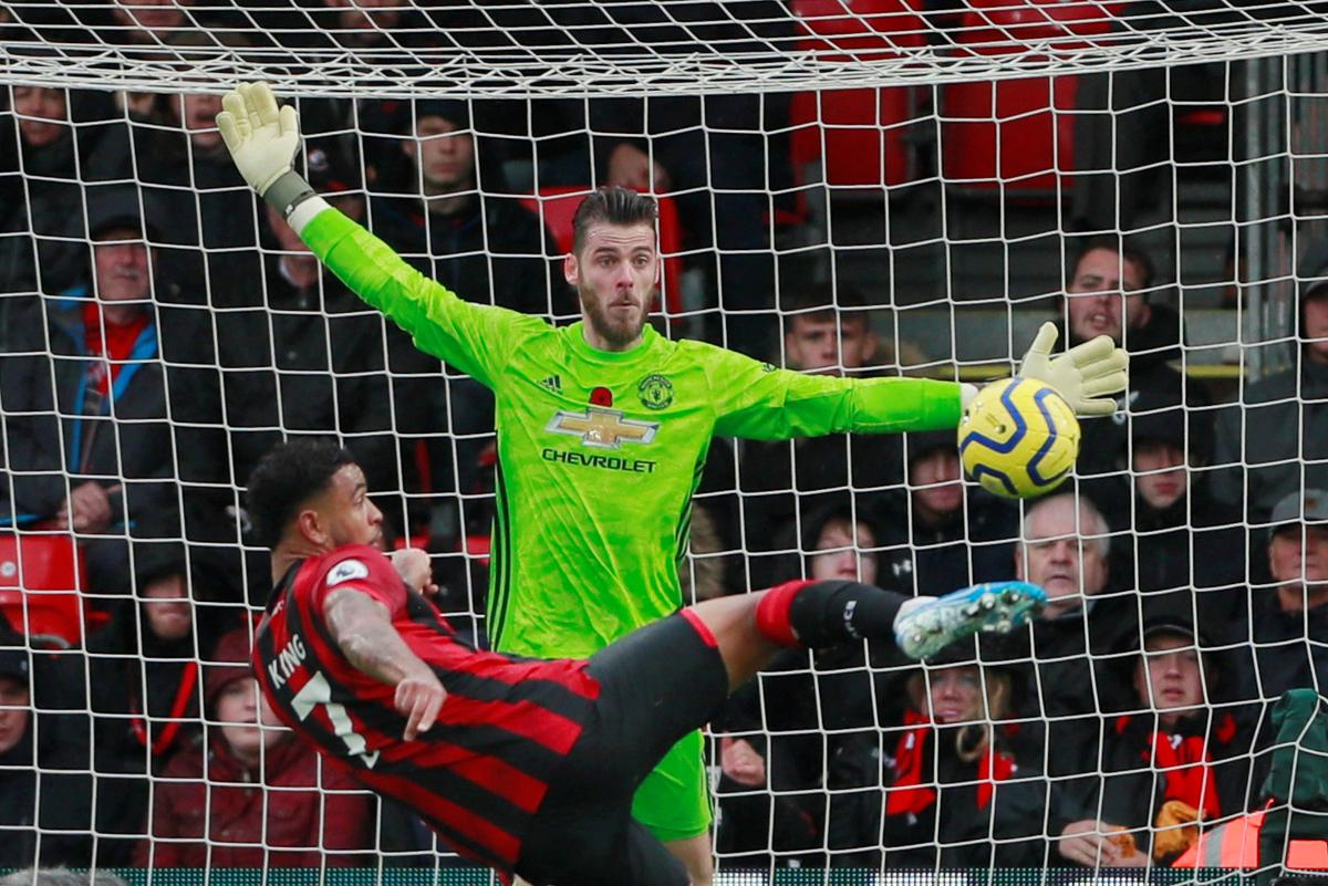 King ends Manchester United revival with Bournemouth winner thumbnail