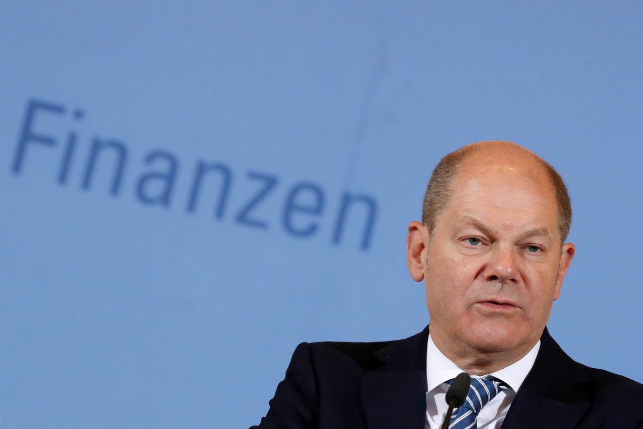 German minister's bid to kickstart EU reform gets cool welcome ...