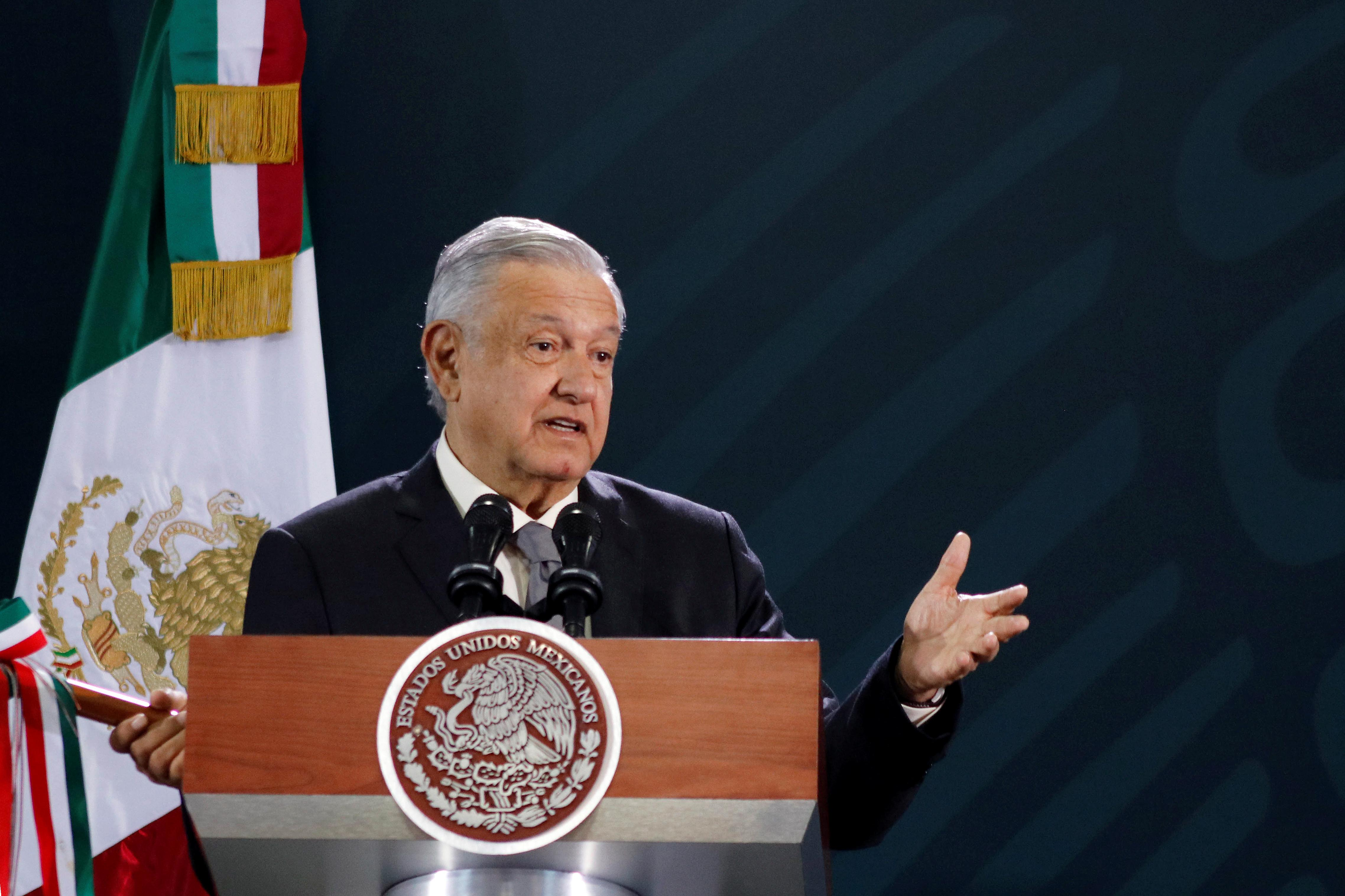 Mexican president says his government does not use Pegasus spyware