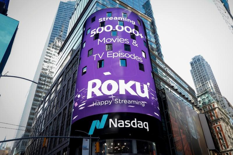 Roku tumbles 11% as Wall St. gives thumbs down to latest report