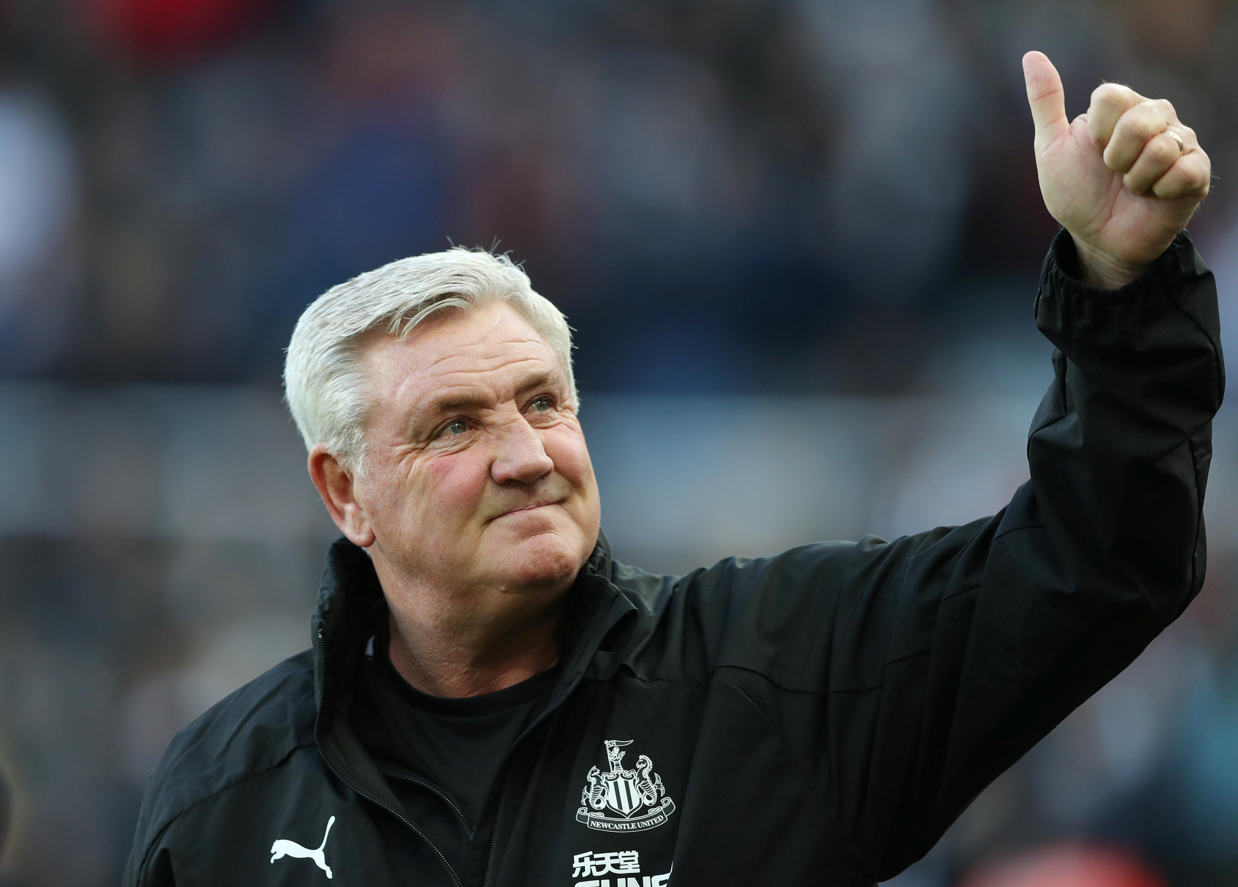 Bruce says Newcastle must maintain recent improvement