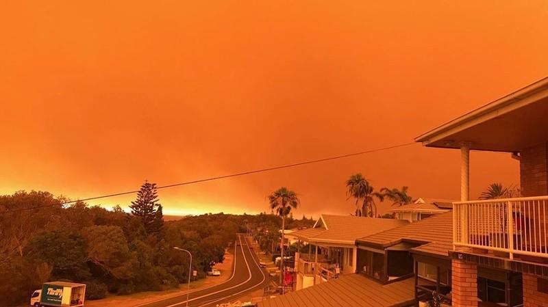 Cháy rừng ở Úc ngày càng gia tăng, người dân bảo phải rời đi