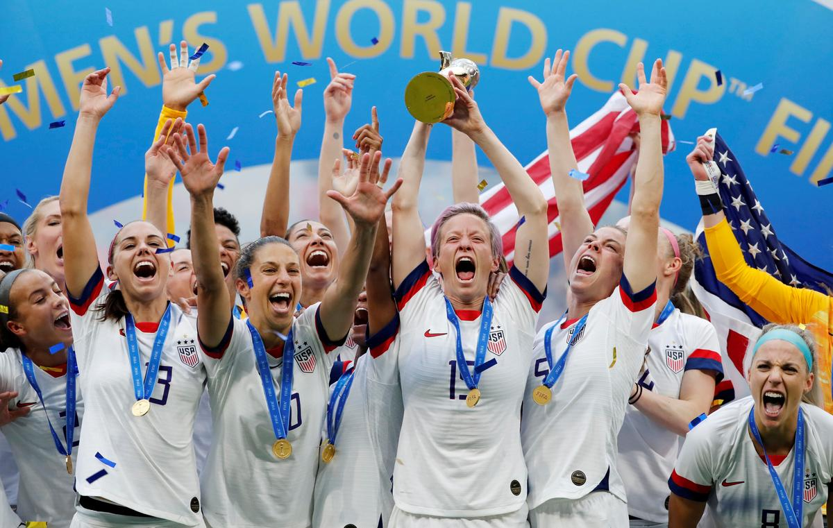 U.S. women's team granted class action status in equal-pay lawsuit