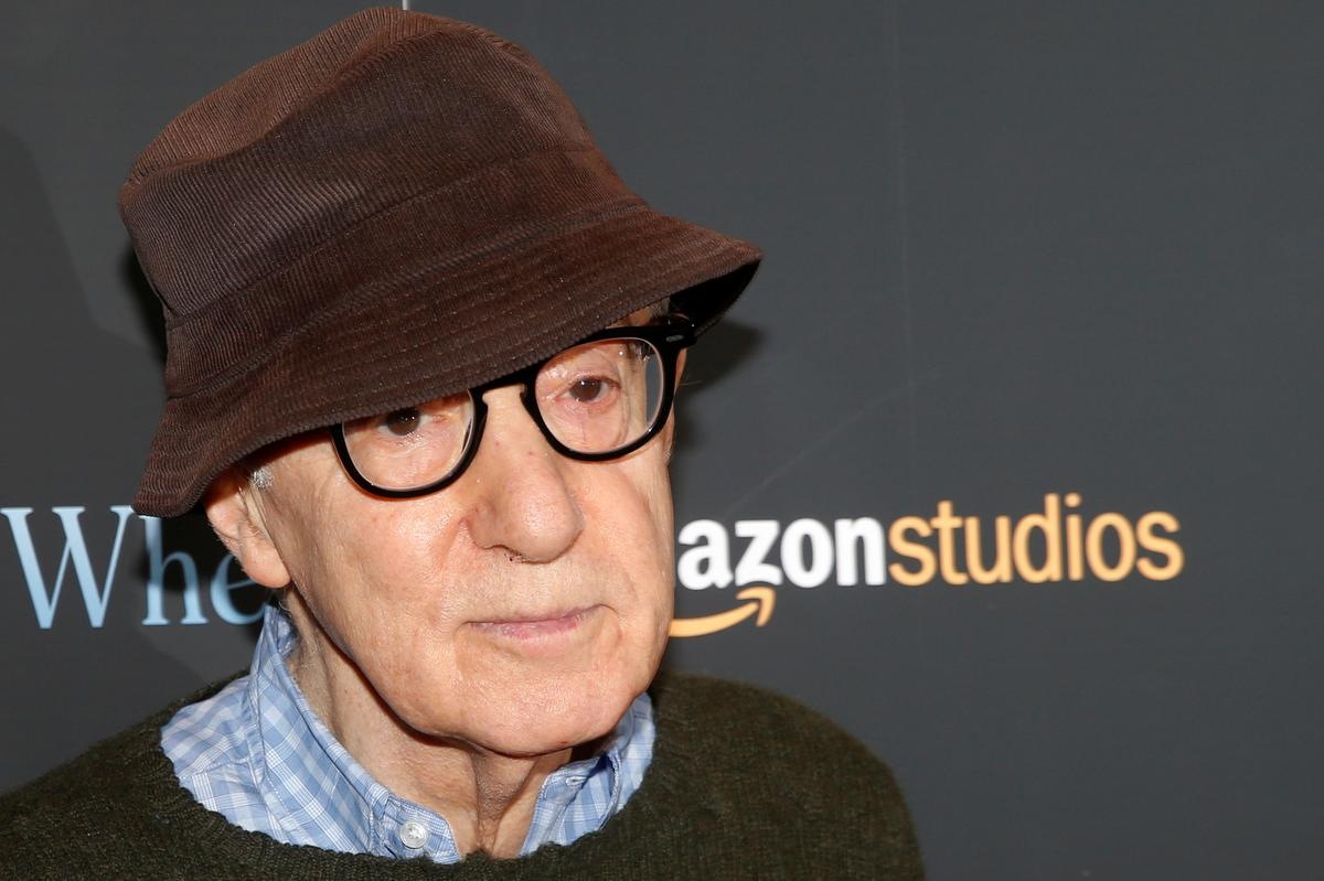 Woody Allen, Amazon end legal dispute over movie deal