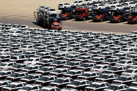 UPDATE 1-China's NEV market may contract this year due to subsidy cut-industry assoc