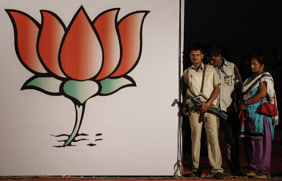 India's ruling party suffers setback as richest state slips out of its control