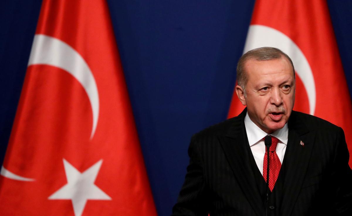 Turkey starts repatriation of captured Islamic State militants: state TV