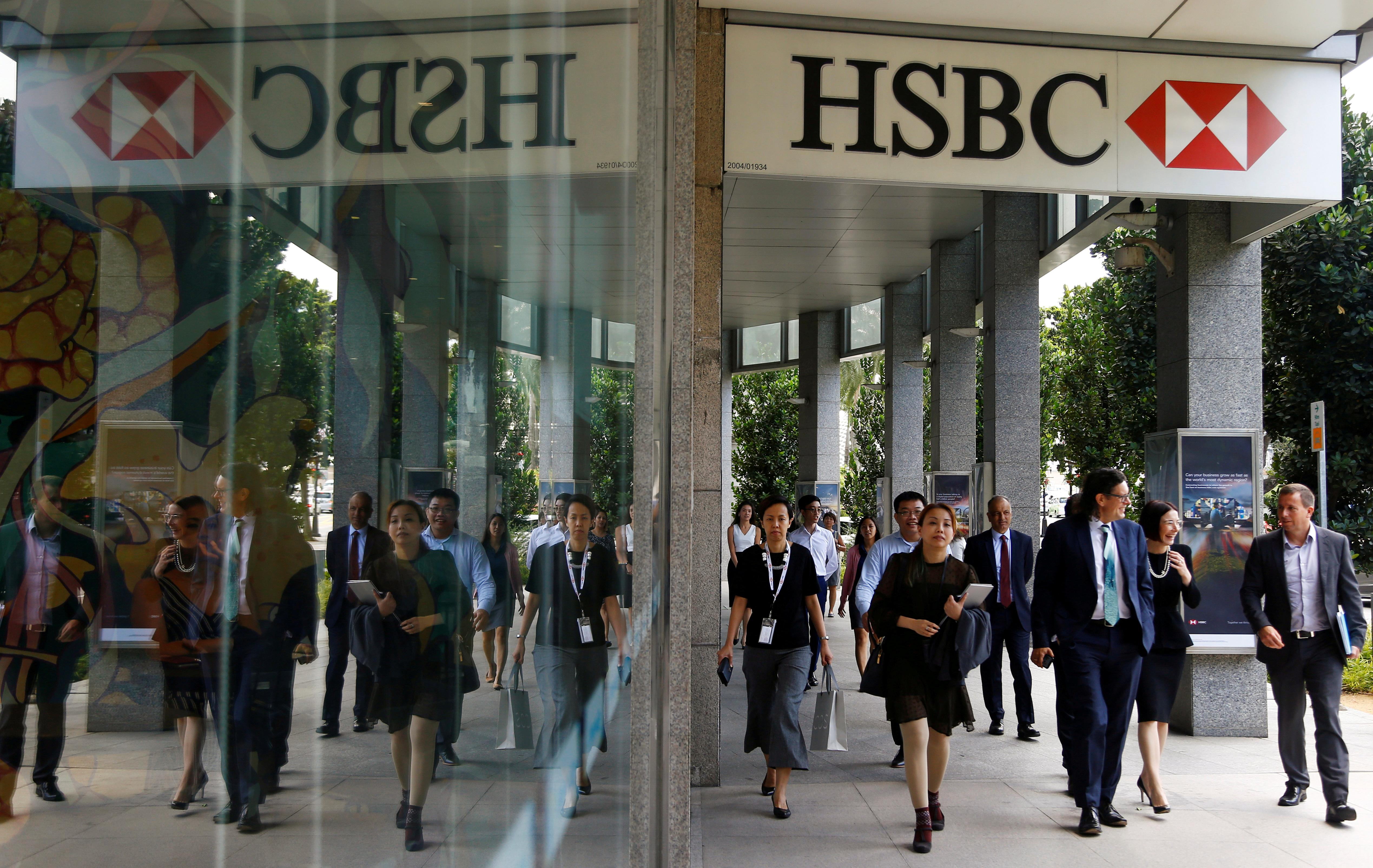 HSBC and RBS set to launch new digital banking platforms