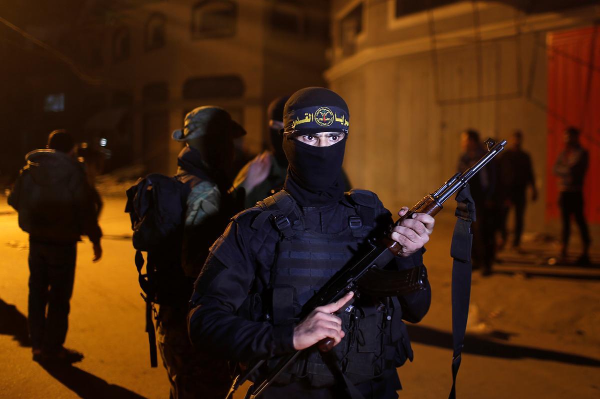 Israeli forces kill top Islamic Jihad commander in Gaza strike