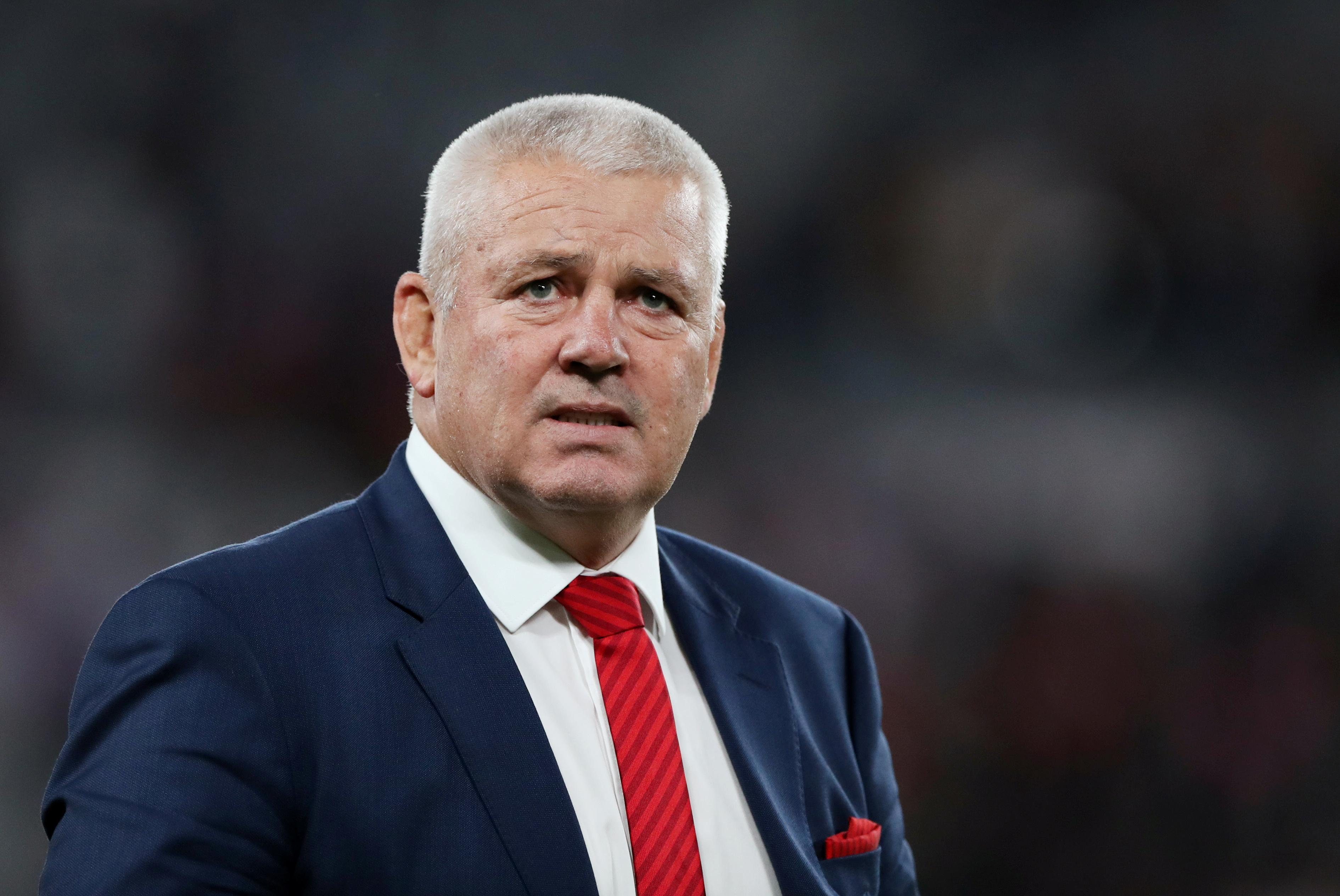 Gatland says didn't go for All Blacks job due to Lions, Chiefs...