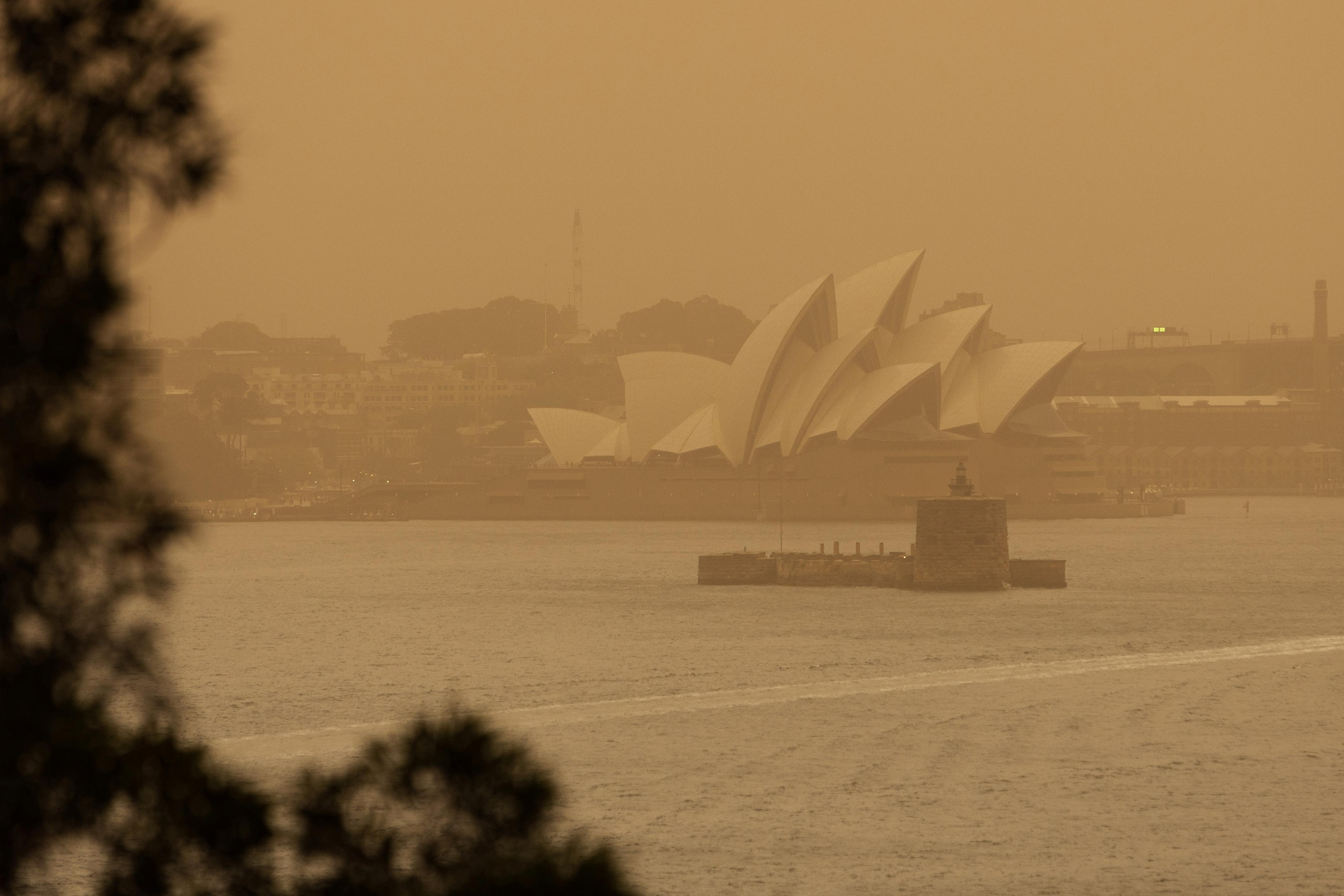 Aircraft combats Sydney blaze as Australians reel from bushfires