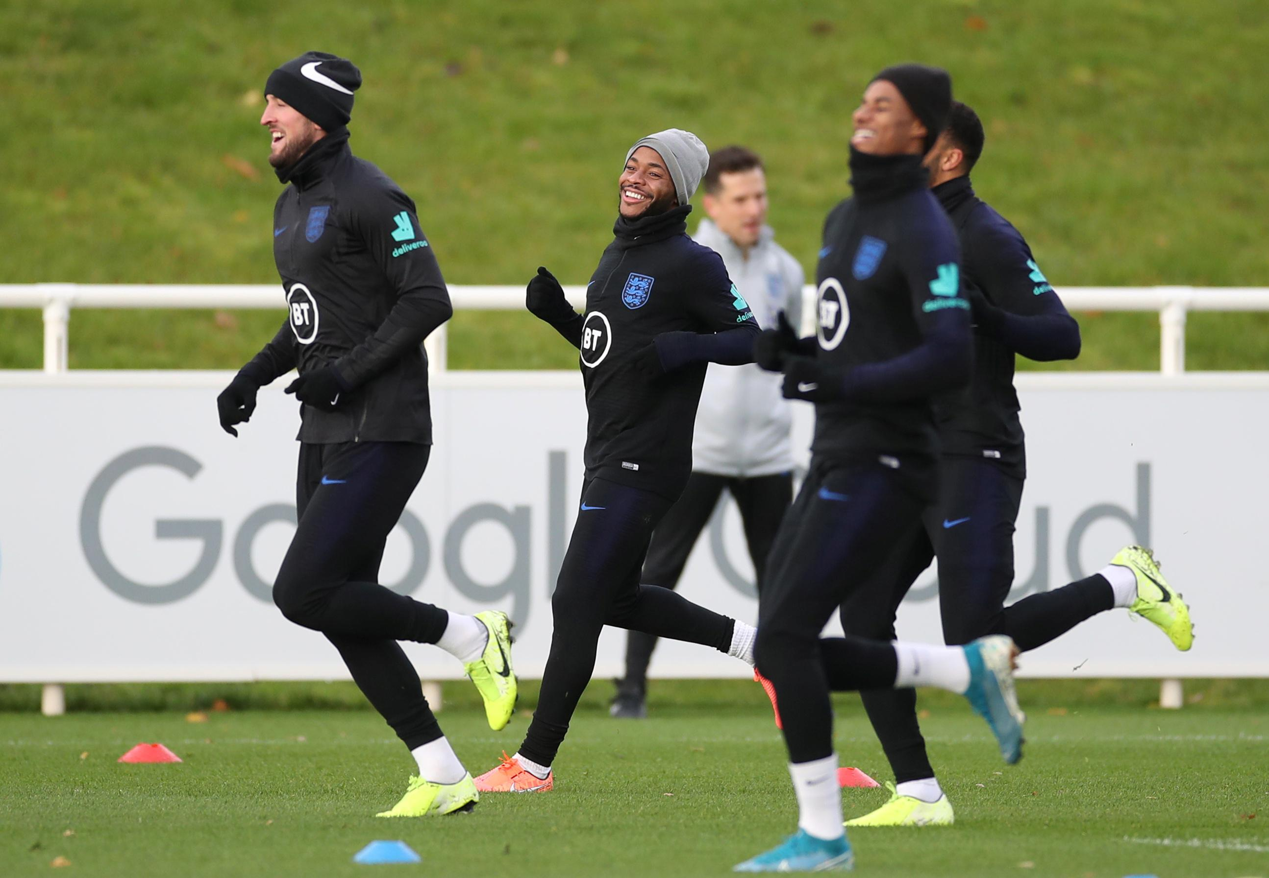 Sterling is my idol and England leader, says Hudson-Odoi