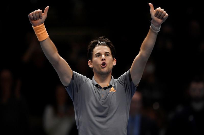 Probably my best ever, says Thiem after Djokovic win