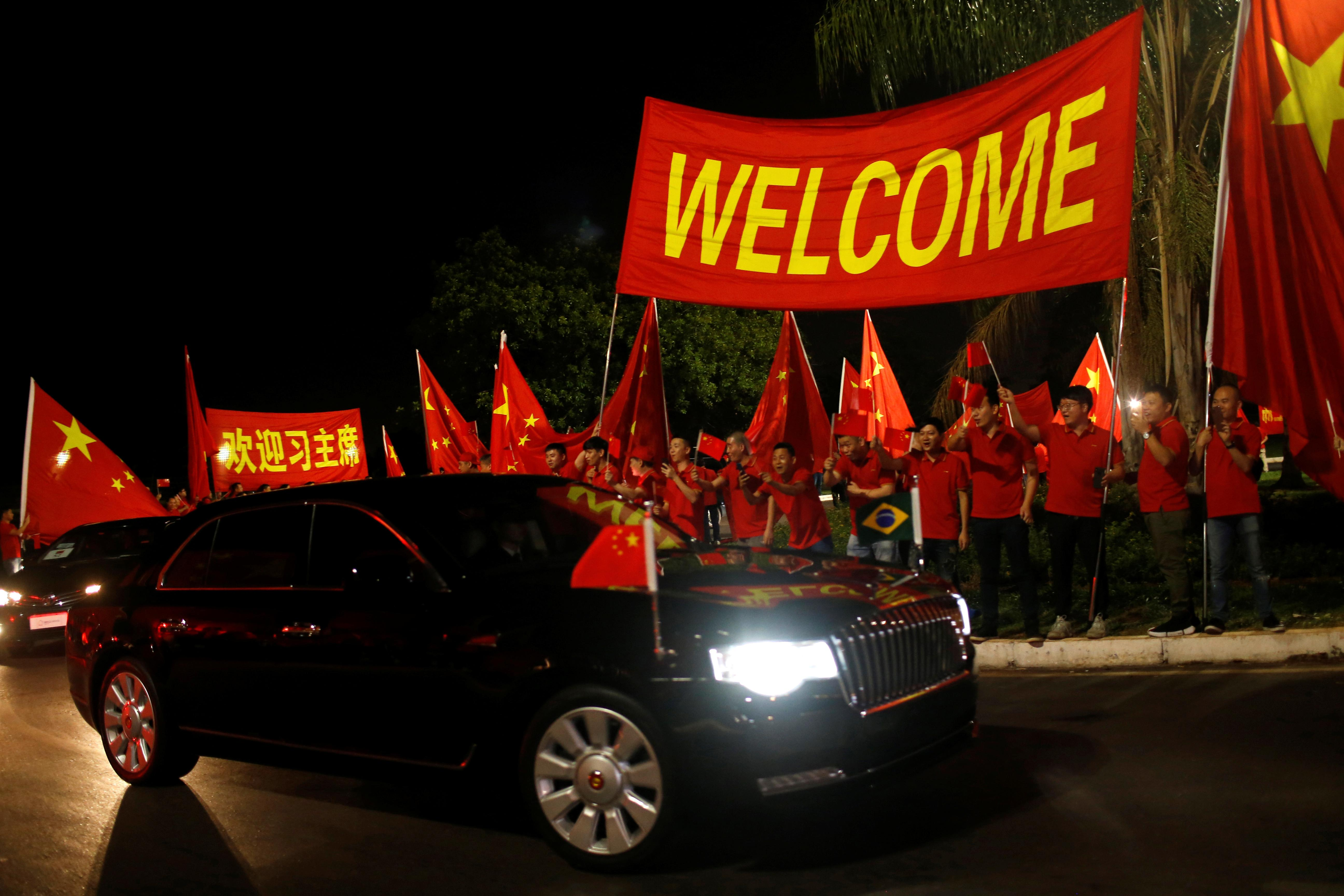 BRICS summit marks recovery of China-Brazil relations
