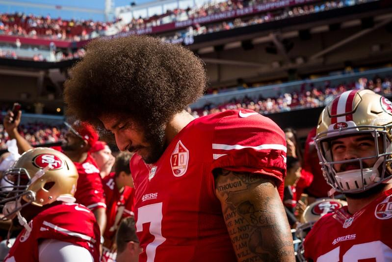NFL notebook: All 32 teams invited to Kaepernick workout