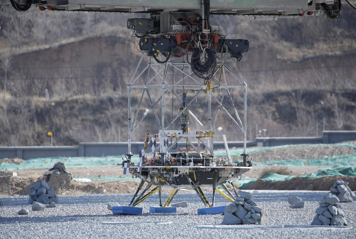 China completes crucial landing test for first Mars mission in 2020