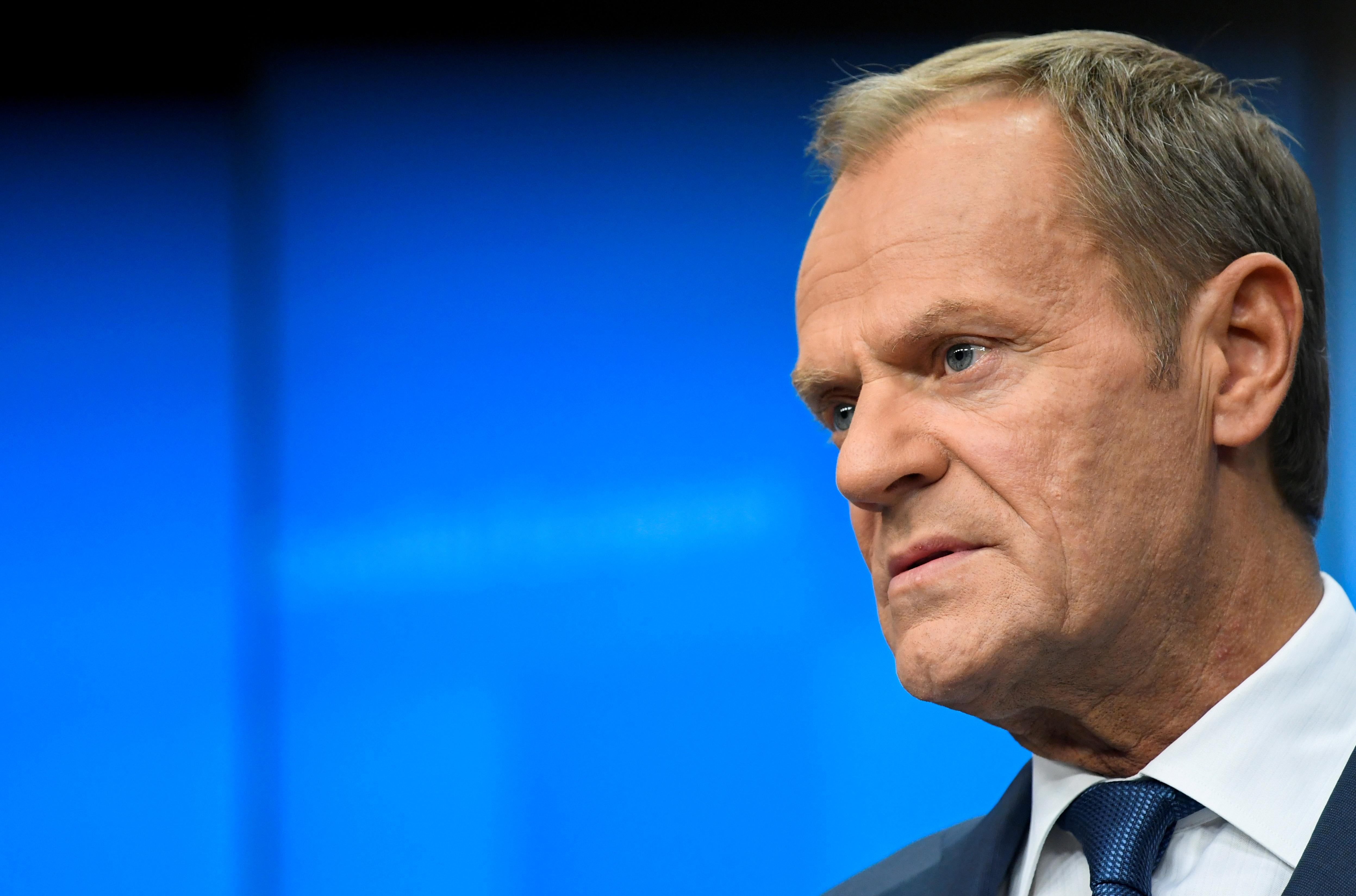 Britain to become 'second rate' in the world after Brexit: EU's Tusk