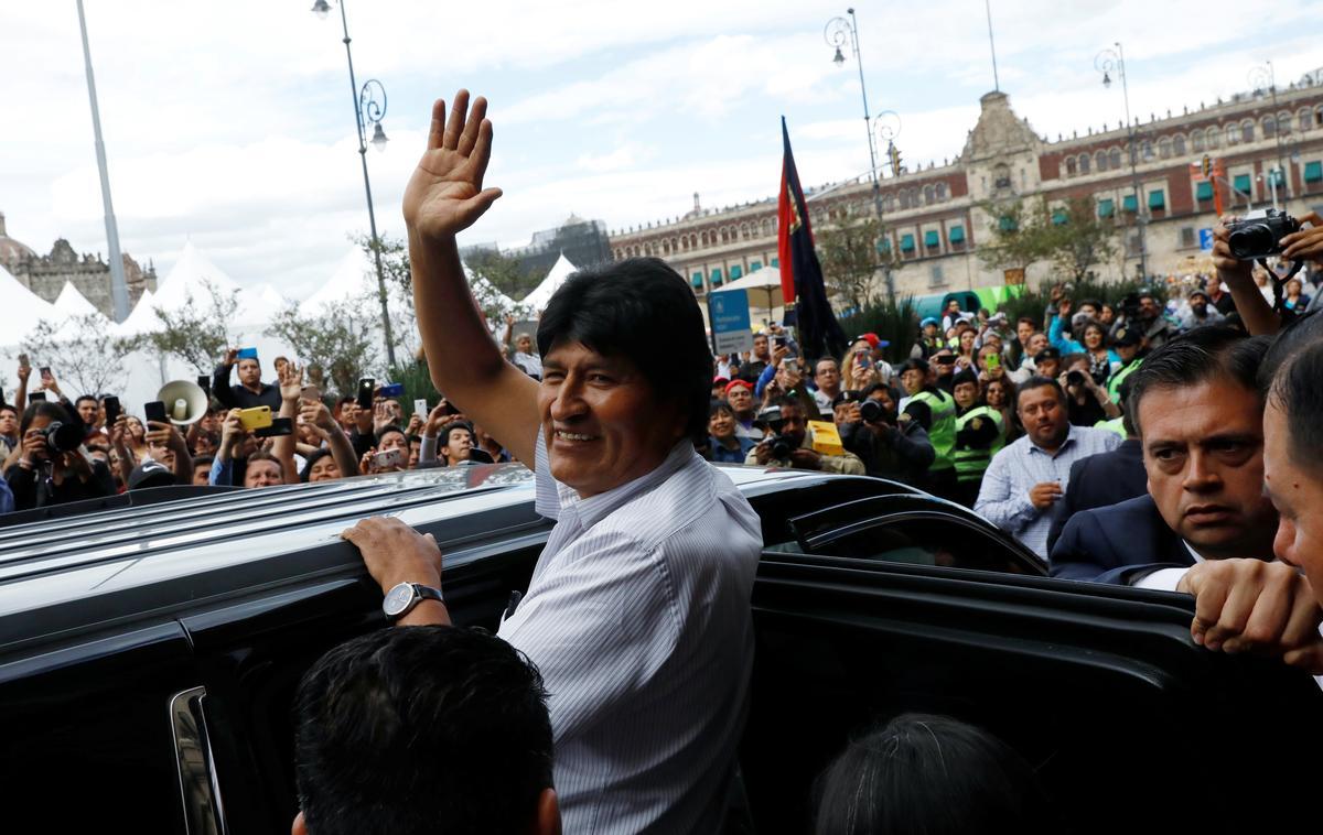 How Evo Morales lost control of Bolivia