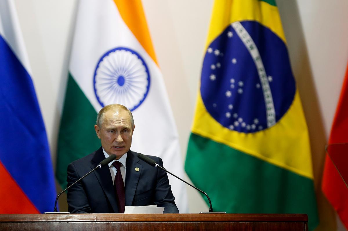Putin: Russia welcomes troop disengagement in Ukraine