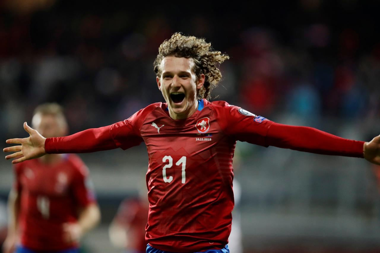 Image result for Czechs clinch Euro 2020 spot with 2-1 win over Kosovo