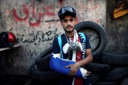 Iraq's young protesters vow to never give up