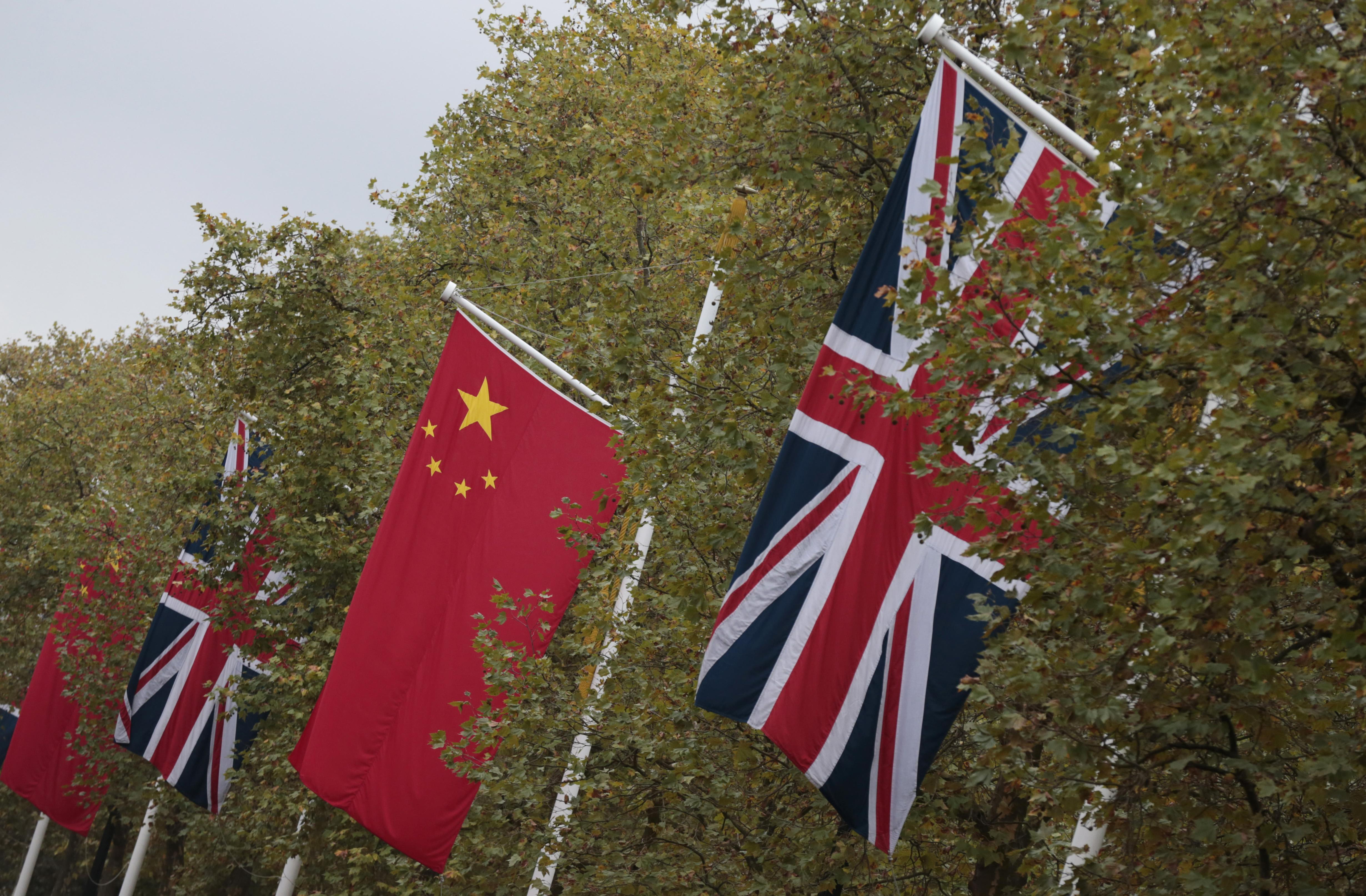 China strongly condemns attack on Hong Kong government official in...