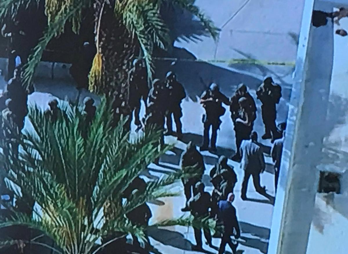 Suspected gunman, 16, in California high school shooting dies in...