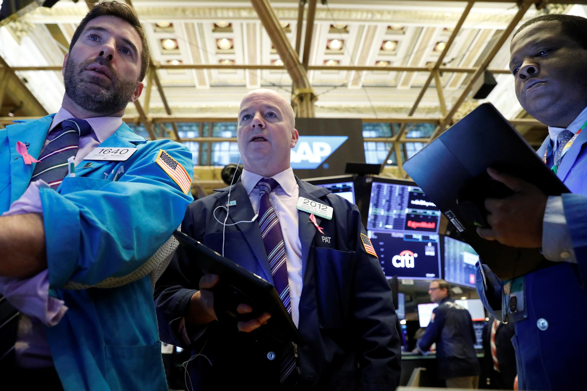 Wall Street Weekahead: Sagging consumer discretionary shares look for a spark