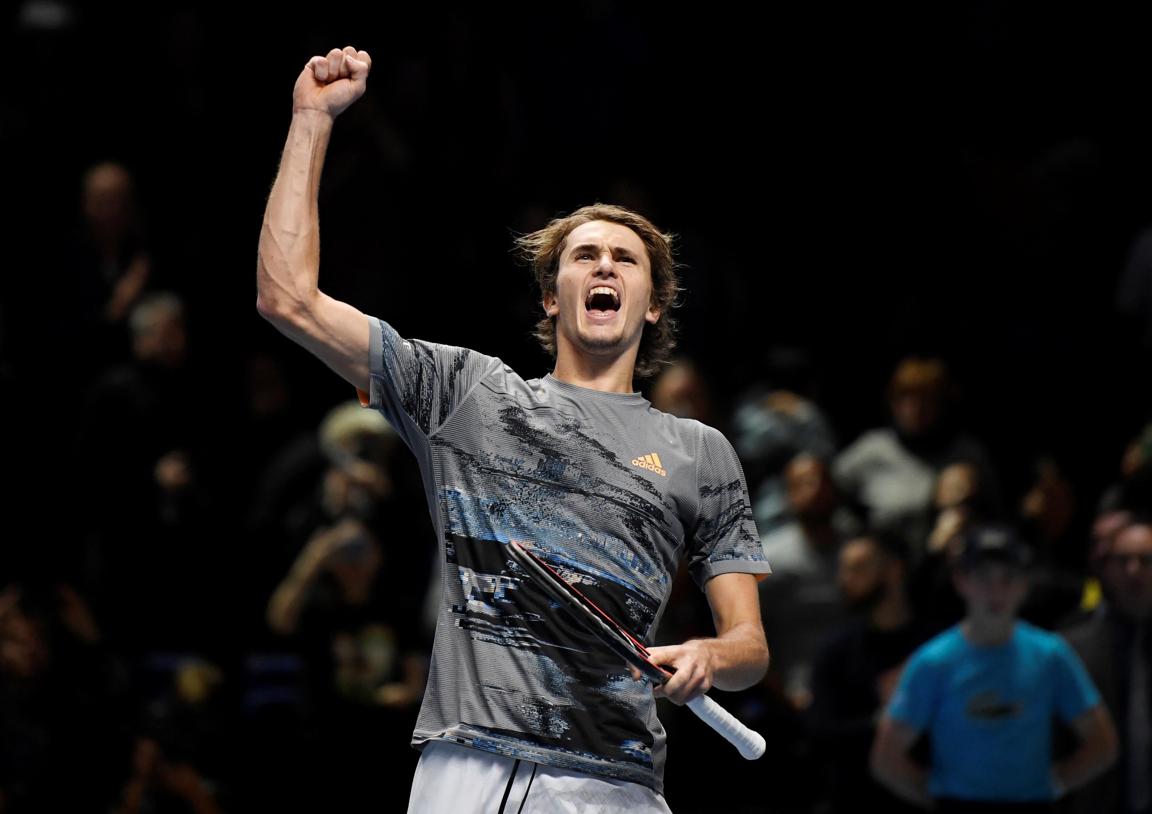 Zverev seals semi-final spot, bumps out Nadal