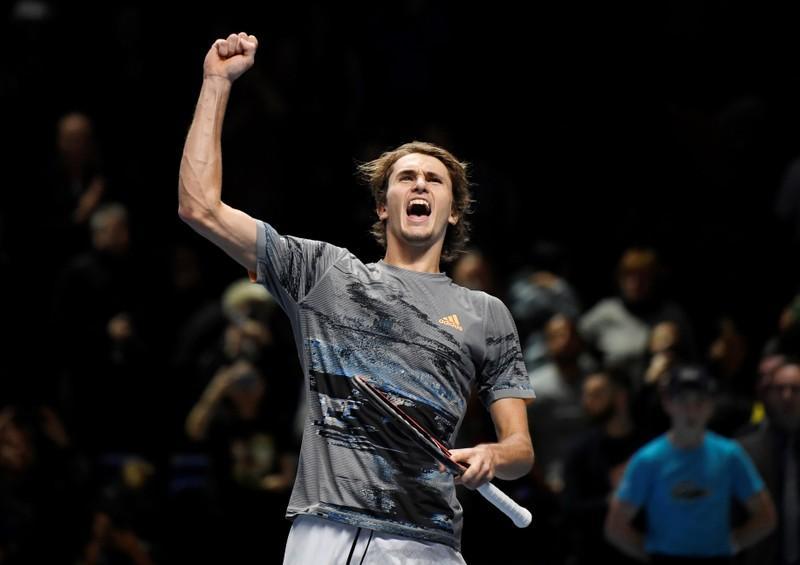Zverev seals semi-final spot, Nadal out despite win