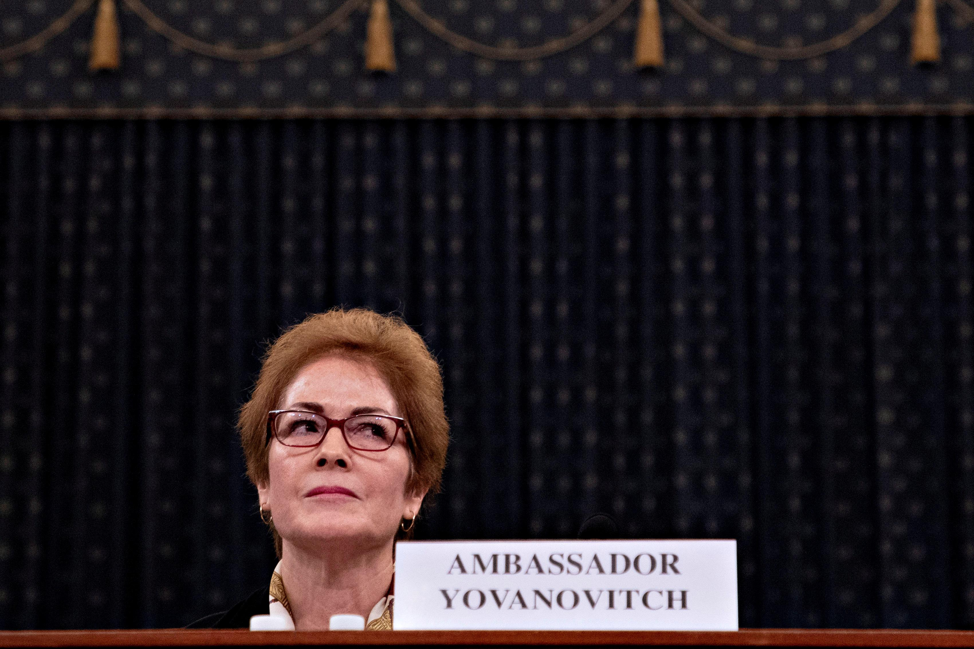 Trump attacks impeachment witness on Twitter, Democrats see...