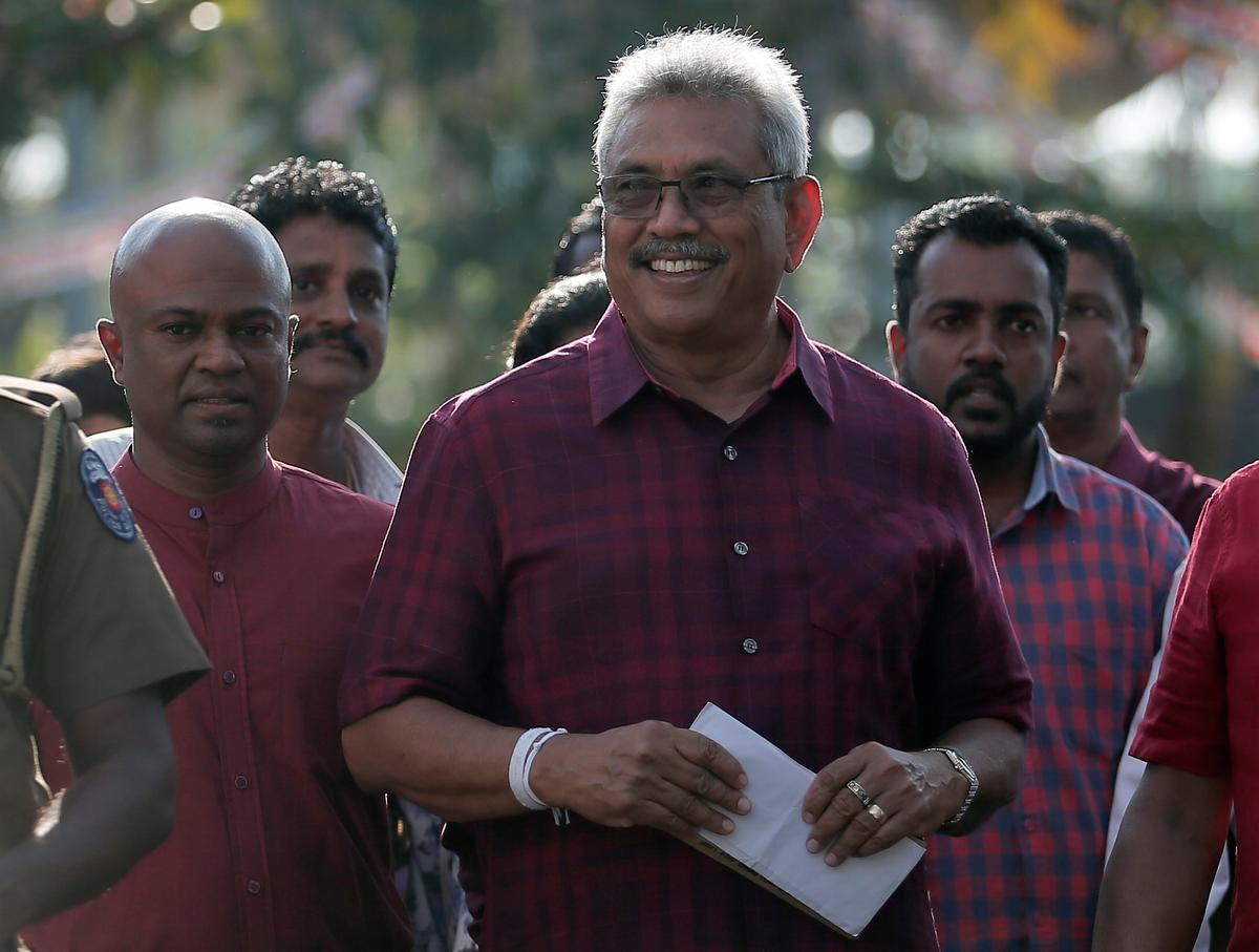 Sri Lanka strongman Rajapaksa set to become president after rival concedes defeat