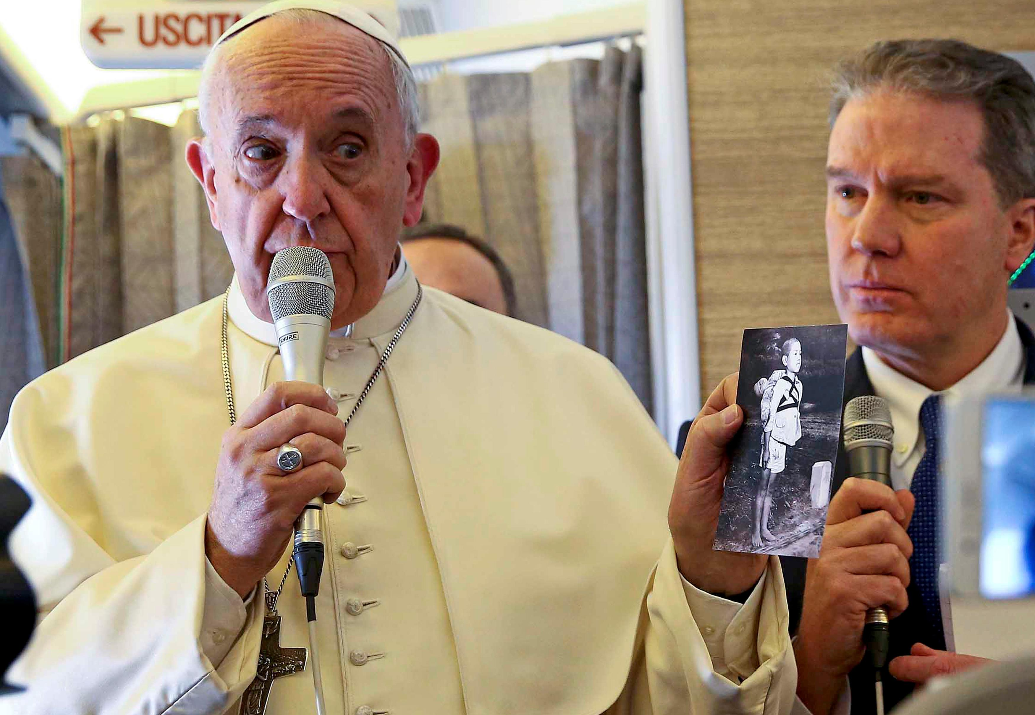 Pope Francis to take anti-nuclear mission to Japan's ground zeros