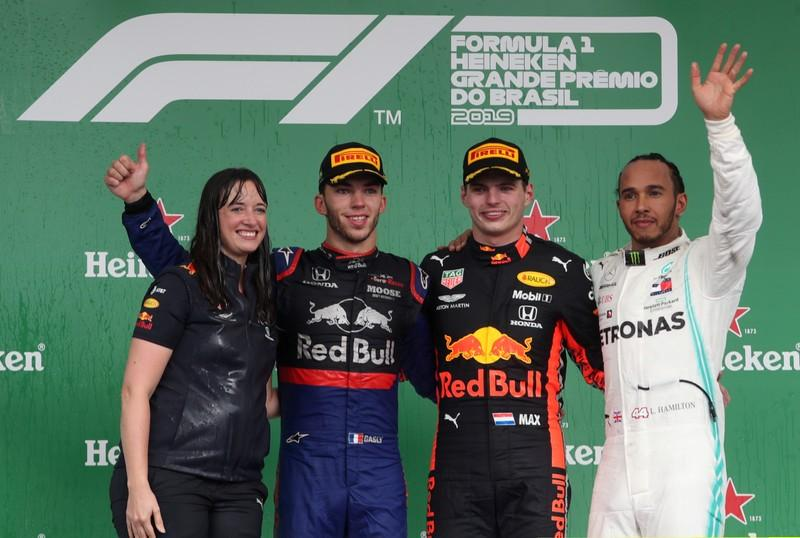 Motor racing: Team by team analysis of the Brazilian Grand Prix